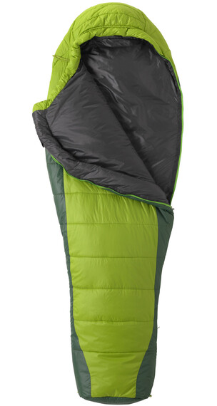 Marmot Cloudbreak 30 mummy slaapzak long groen